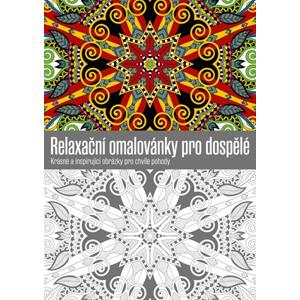 Relaxační omalovánky pro dospělé | Ivana Auingerová