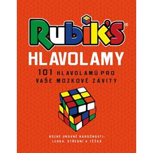Rubik's - Hlavolamy | kolektiv, Jakub Mařík