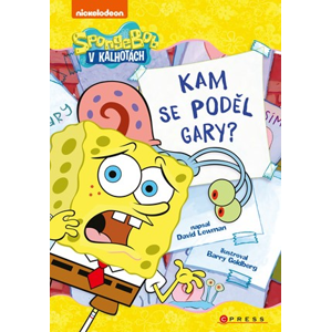 SpongeBob - Kam se poděl Gary? | David Lewman, Barry Goldberg