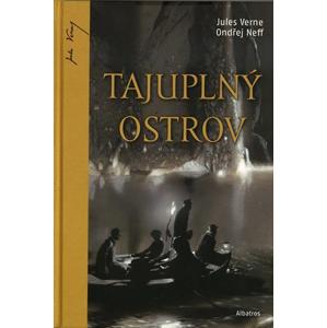 Tajuplný ostrov | Ondřej Neff, Zdeněk Burian, Jules Verne