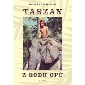 Tarzan z rodu Opů (1) | Ondřej Müller, Zdeněk Burian, Edgar Rice Burroughs