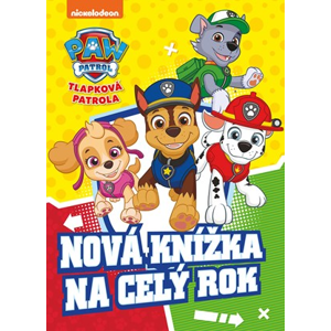 Tlapková patrola - Nová knížka na celý rok | Nathalia Klimentová, Nathalia Klimentová, Magdaléna Smějsíková