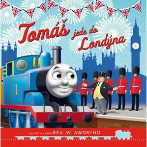 Tomáš jede do Londýna - na motivy knih REV. W. AWDRYHO | Robin Davies, Ronnie Randall, Wilbert Vere Awdry