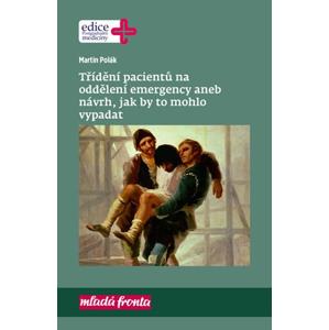 Třídění pacientů na oddělení emergency | Martin Polák