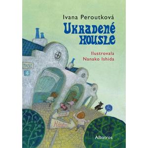 Ukradené housle | Ivana Peroutková, Karim Shatat, Nanako Ishida