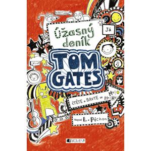 Úžasný deník – Tom Gates | Zdík Dušek, Liz Pichon