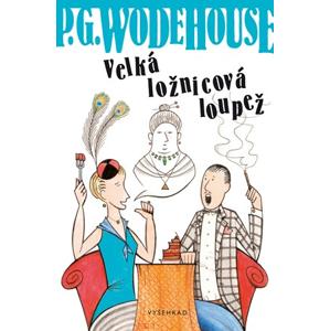 Velká ložnicová loupež | Ivan Vávra, Pelham Grenville Wodehouse