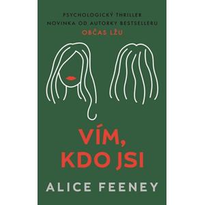 Vím, kdo jsi | Dana Chodilová, Alice Feeney