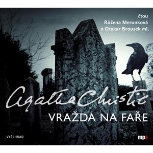 Vražda na faře (audiokniha) | Agatha Christie, Růžena Merunková, Karel Voleský, Otakar Brousek ml.