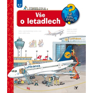 Vše o letadlech | Andrea Erne, Wolfgang Metzger, Michal Kolezsar