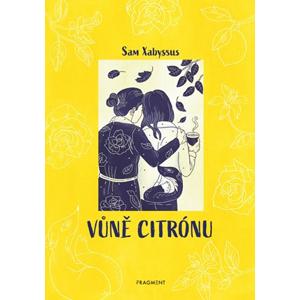 Vůně citrónu - kniha s podpisem autorky | Sam Xabyssus, Tereza Pchalková