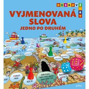 Vyjmenovaná slova jedno po druhém | Eva Mrázková, Andrea Brázdová, Petr Palma