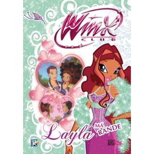 Winx 2 - Layla má rande | Regina Bizziová, Lukáš Mathé