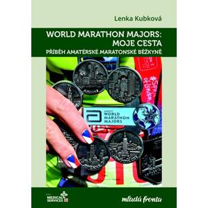 World Marathon Majors: Moje cesta | Lenka Kubková