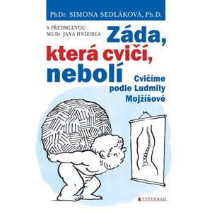 Záda, která cvičí, nebolí | Václav Hradecký, Simona Sedláková, Jan Hnízdil, Richard Šemík