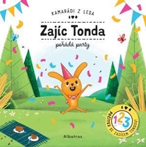 Zajíc Tonda pořádá party | Petra Bartíková, Tomáš Kopecký