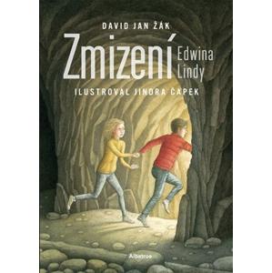 Zmizení Edwina Lindy | Jindra Čapek, David Jan Žák