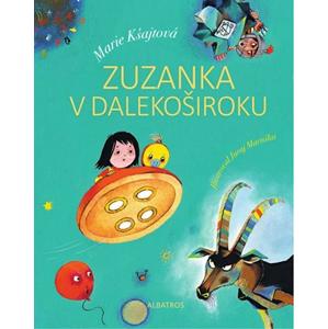 Zuzanka v Dalekoširoku | Daniela Danielová, Juraj Martiška, Marie Kšajtová