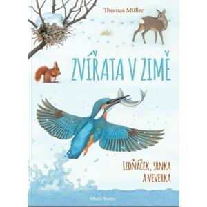Zvířata v zimě | Thomas Müller