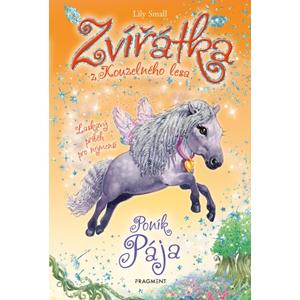 Zvířátka z Kouzelného lesa – Poník Pája | Lily Small